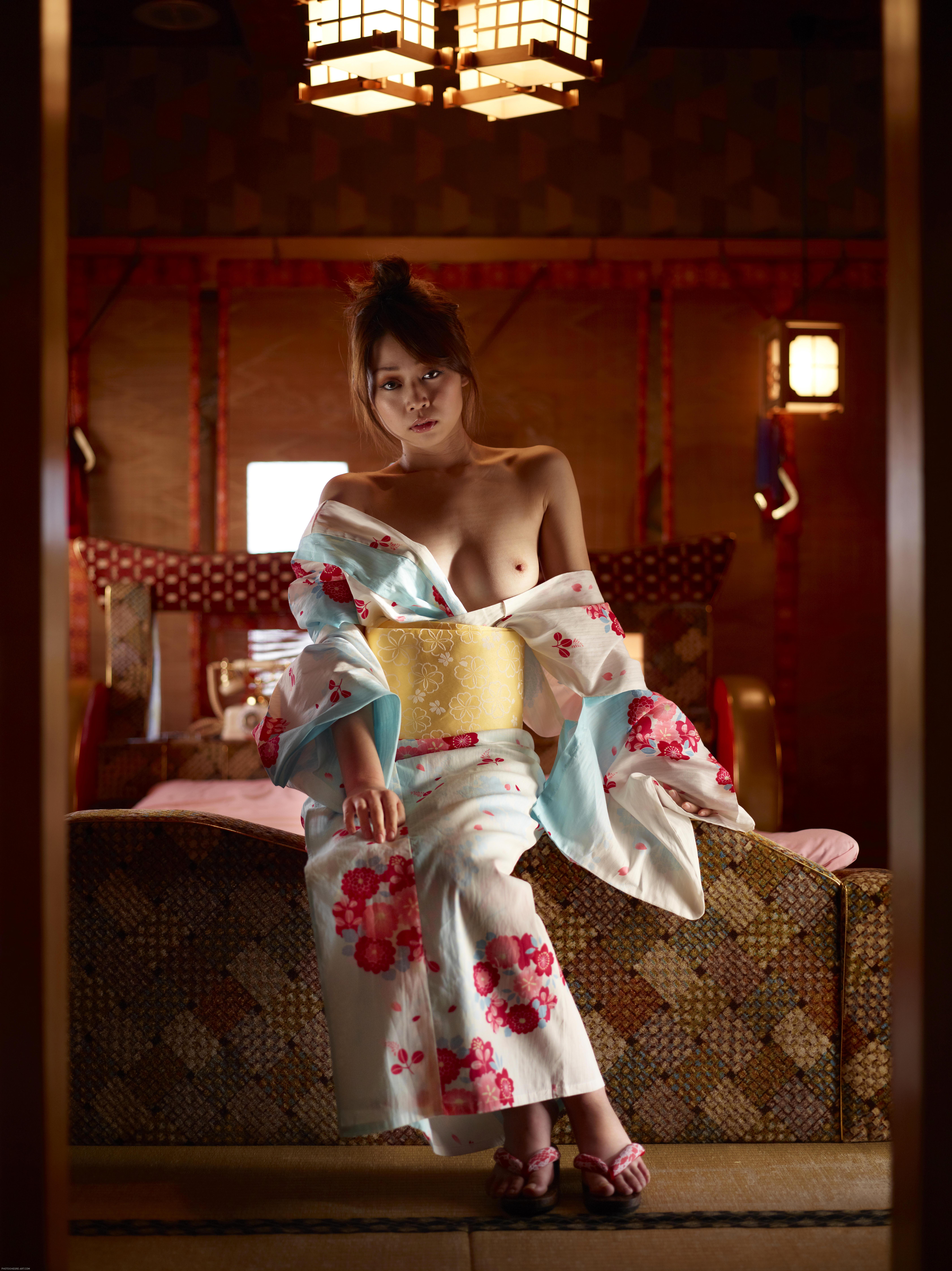 real geisha