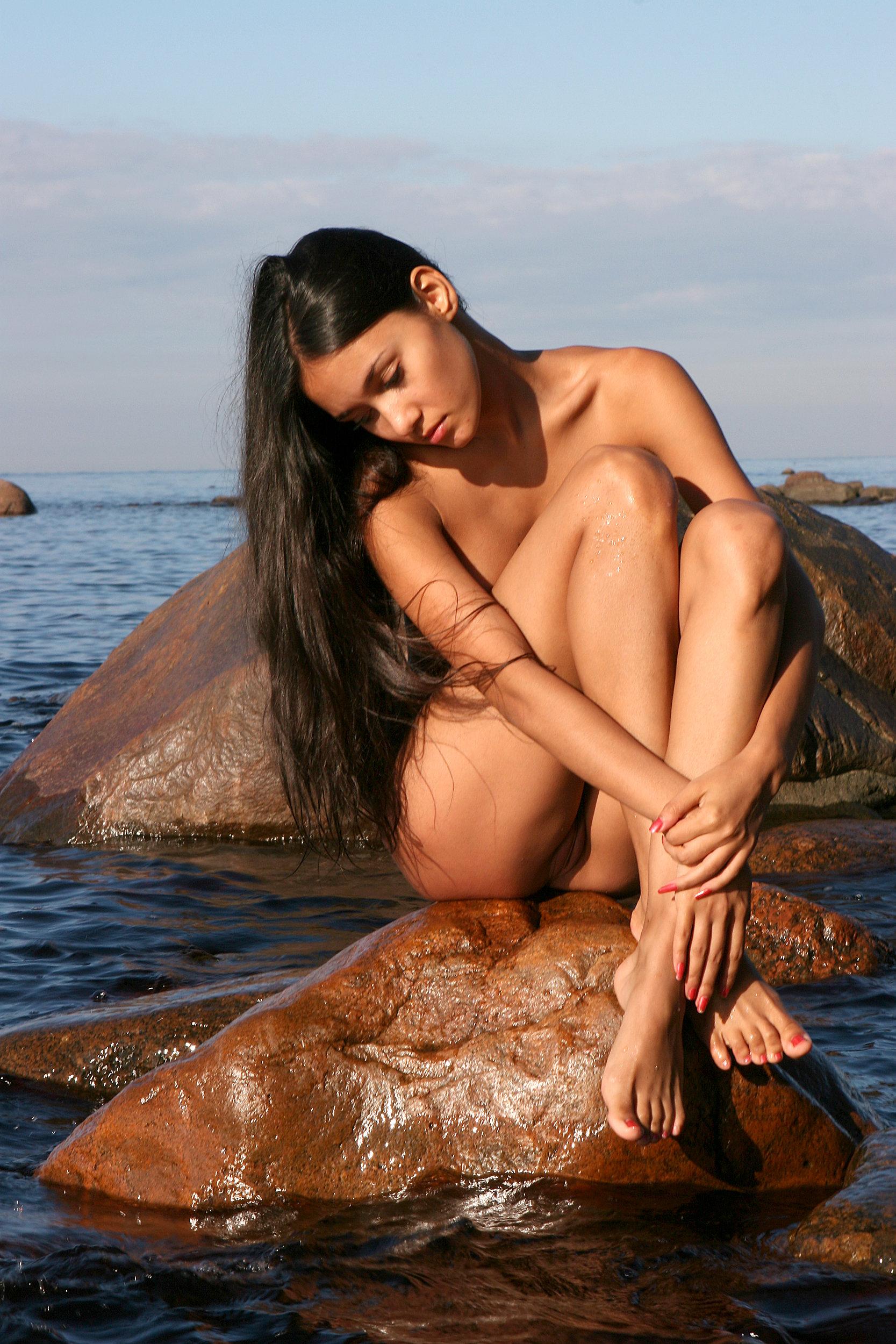 met exotic models art Lissa
