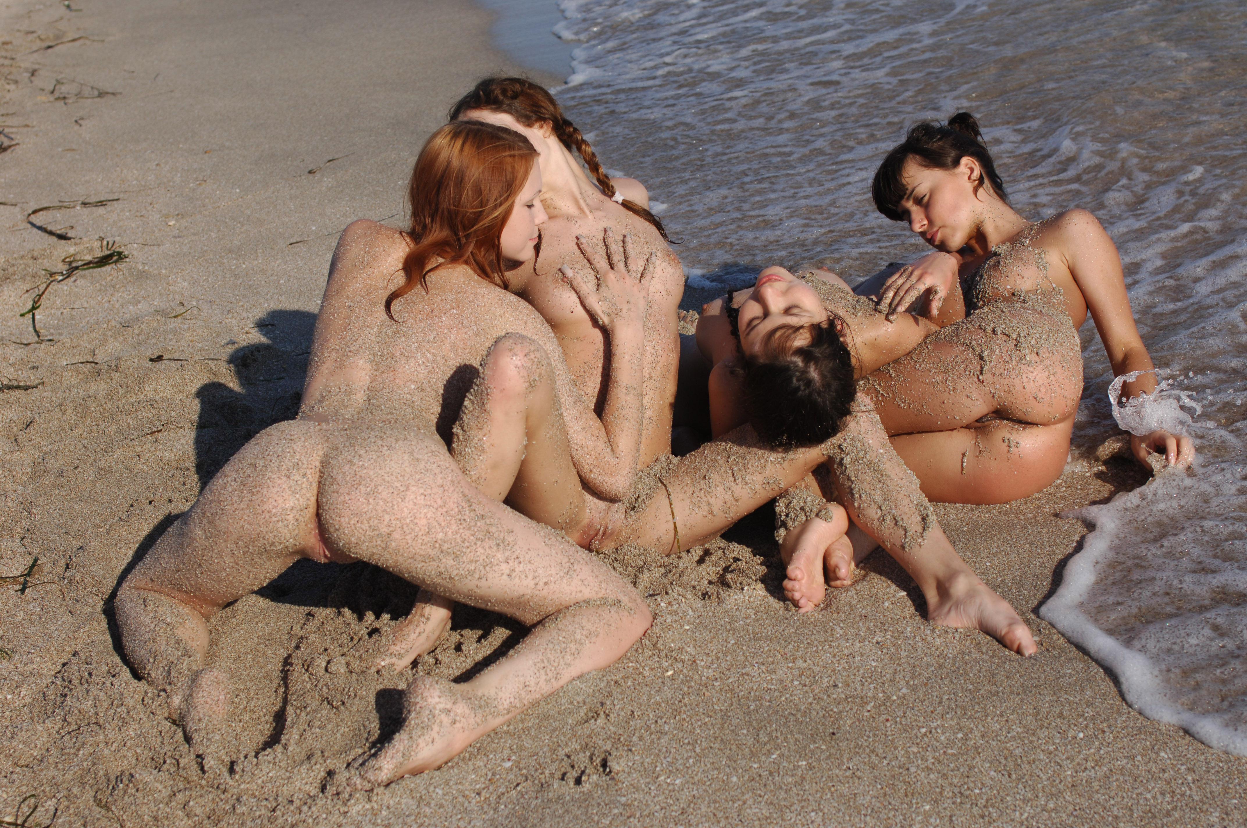 Фото секса на пляже 18 22 фотография