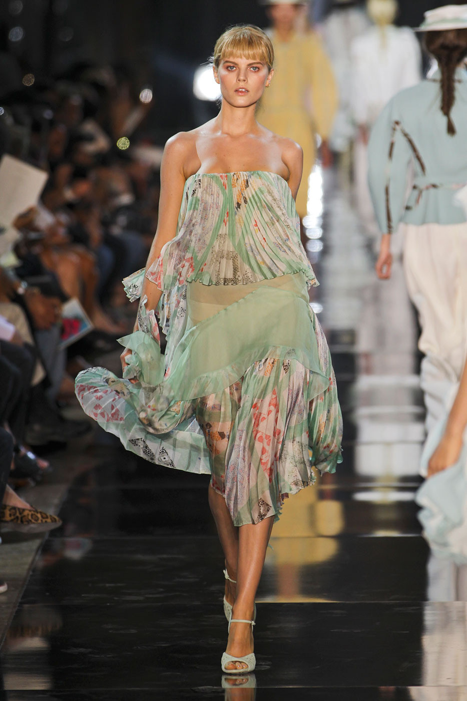 John Galliano Spring 2012 Rr 3 kc Ex Re Vdx