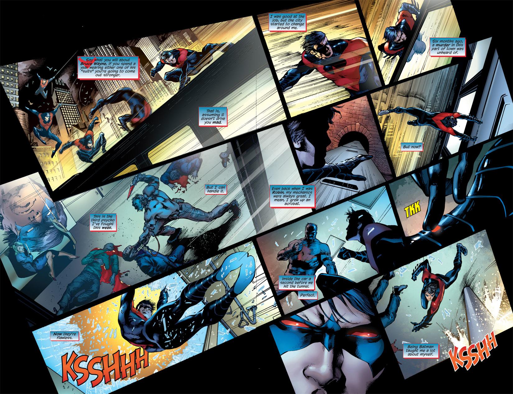 Nightwing 1 1