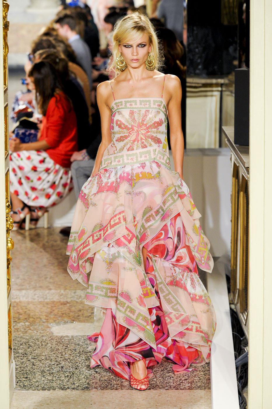 Лето 13 Мода Платья