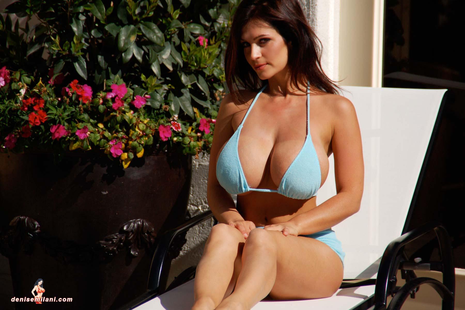 Чешская девушка с большой грудью 4 фотография