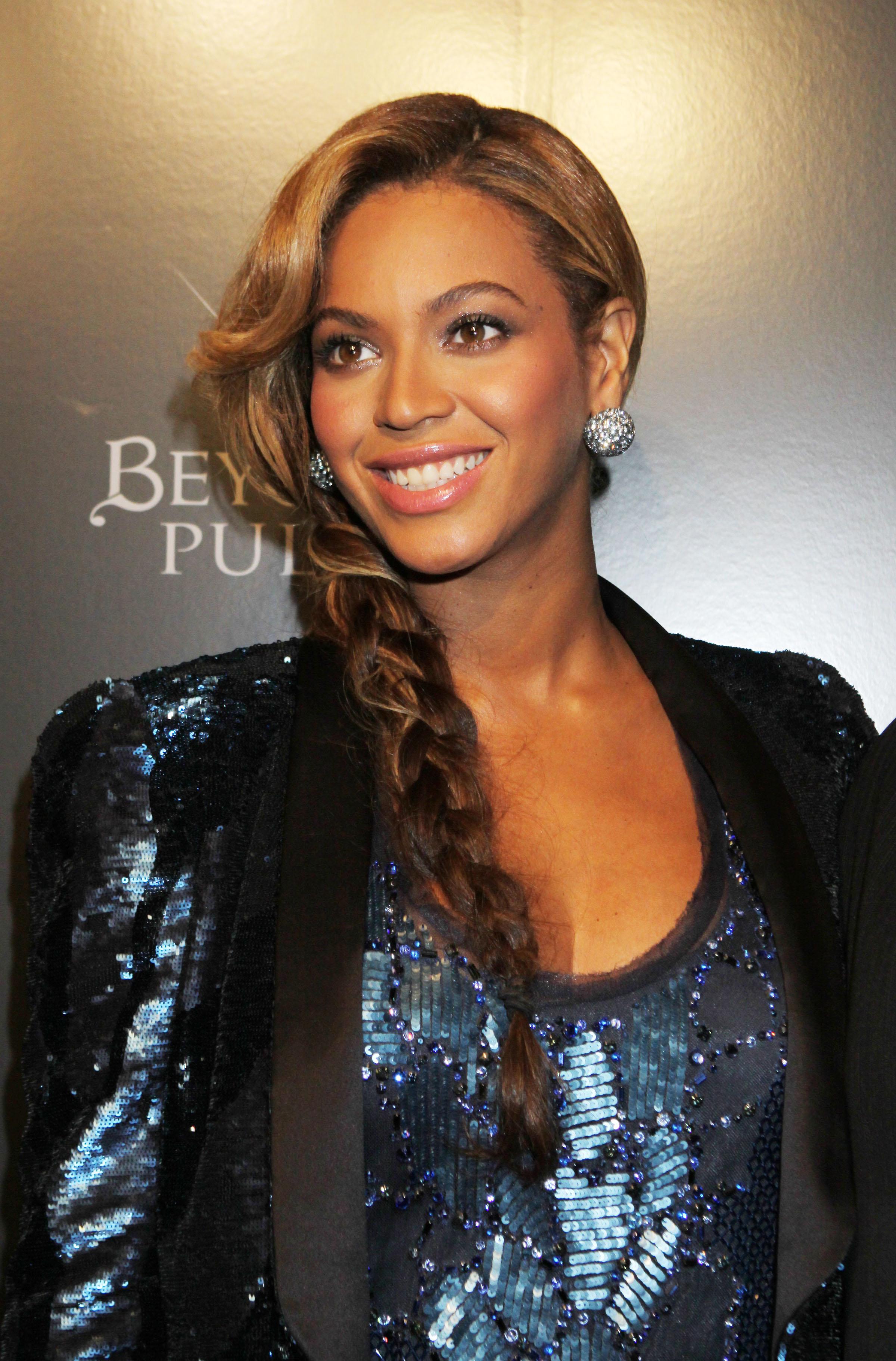 FP 7916530 Beyonce Pulse NYC 05 24
