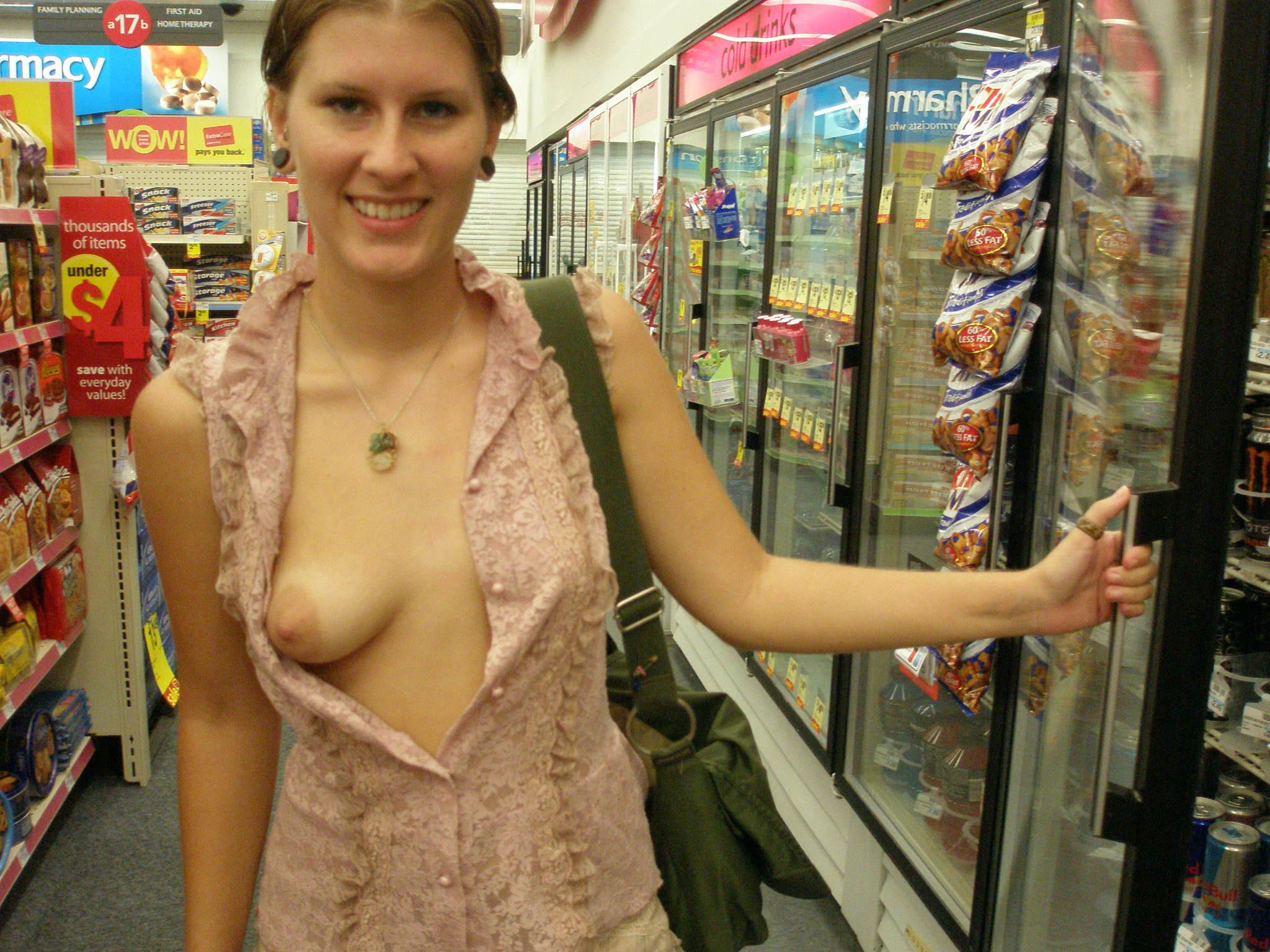 Women With No Panties In Public