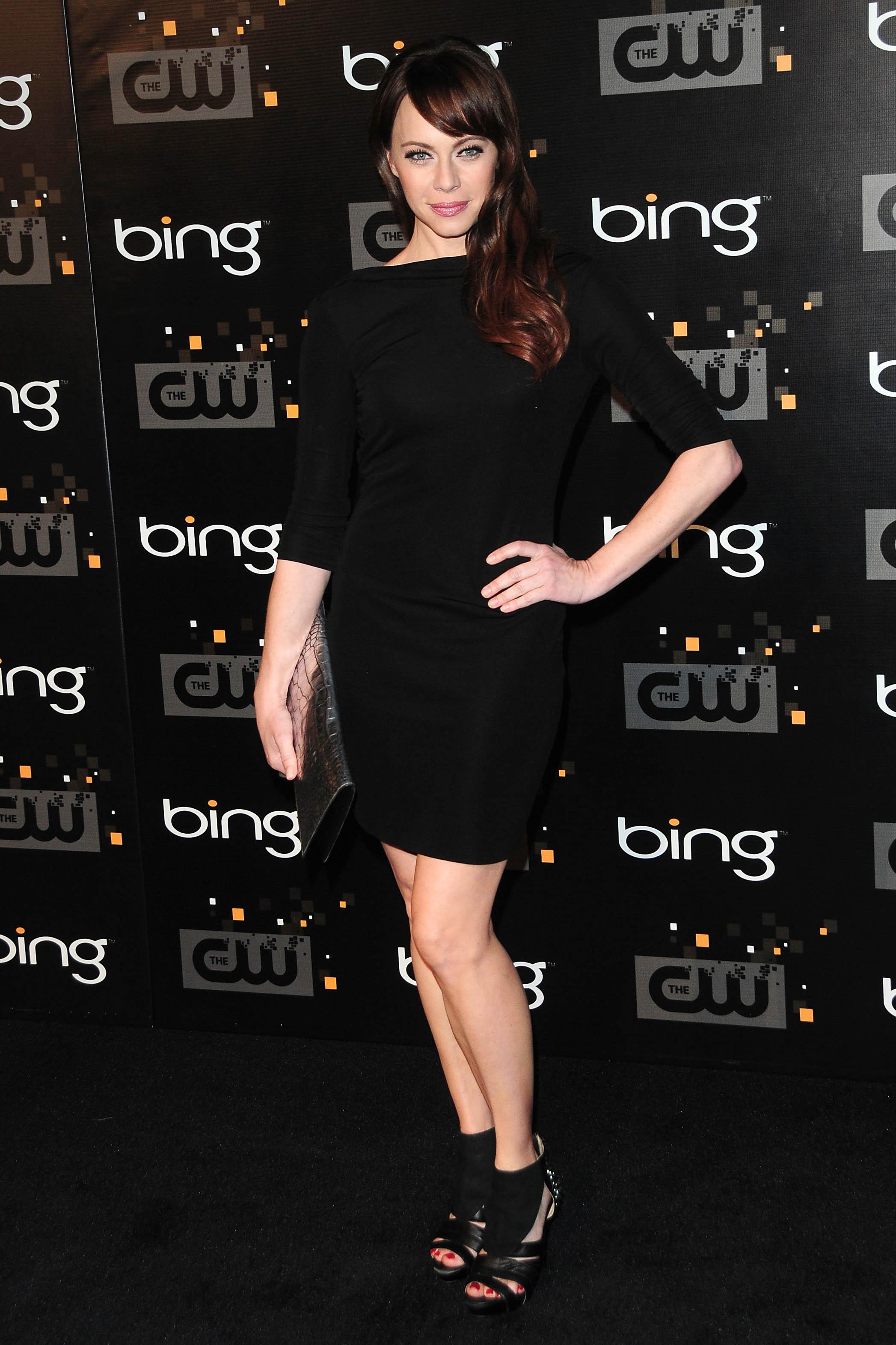 Melinda Clarke CW Premiere Party J 0001 015