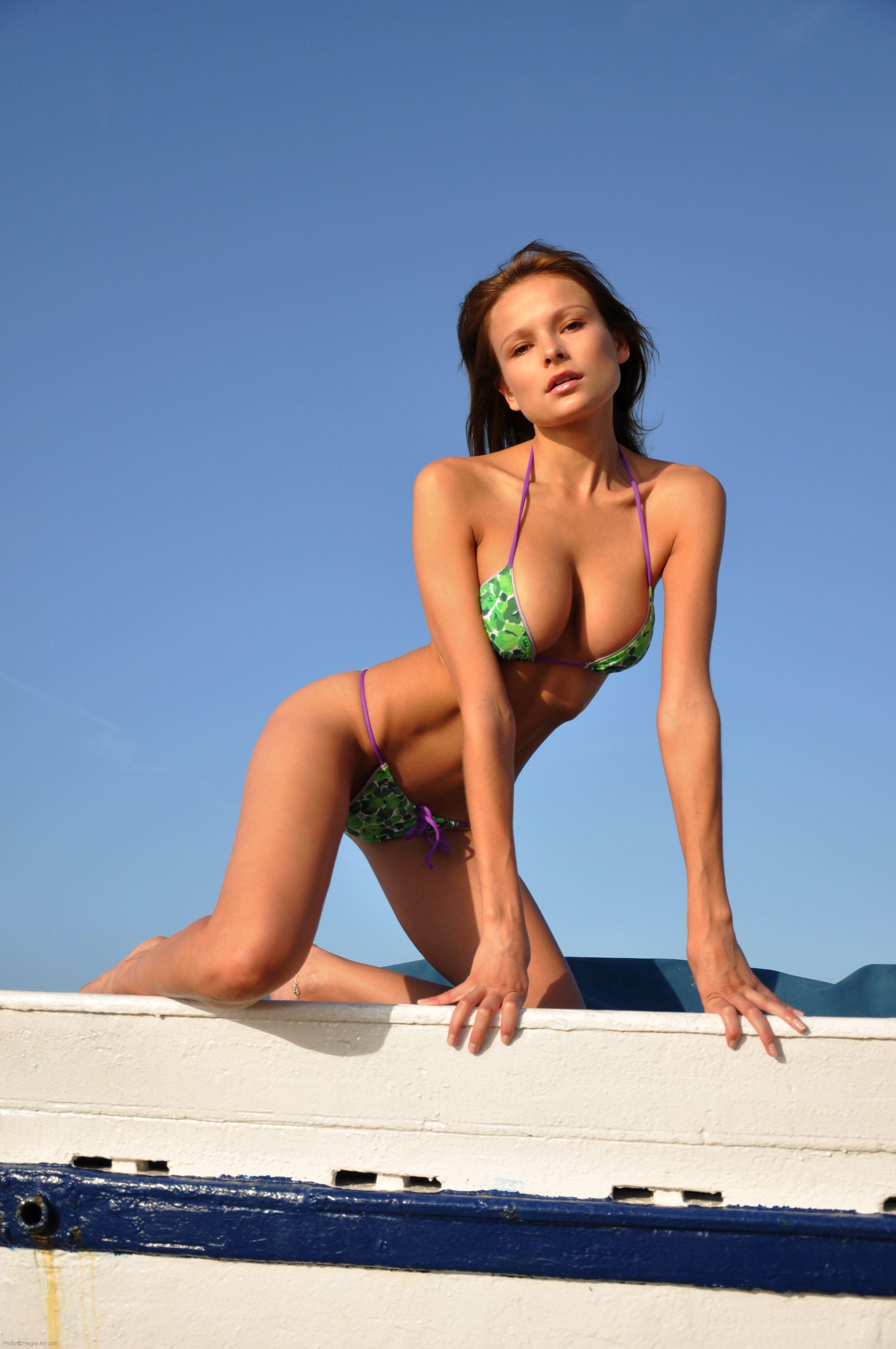 Maillot de bain grande taille femme Carla-Bikinicom