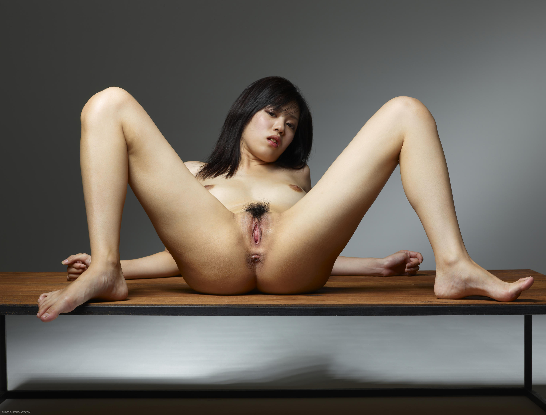 hegre-art-konata bondage Japanese Konata Massage