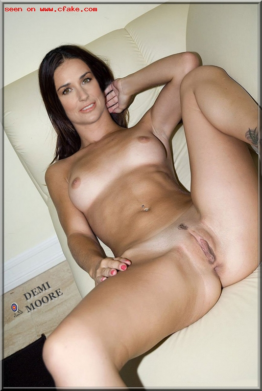 Naked Demi Moore Nude