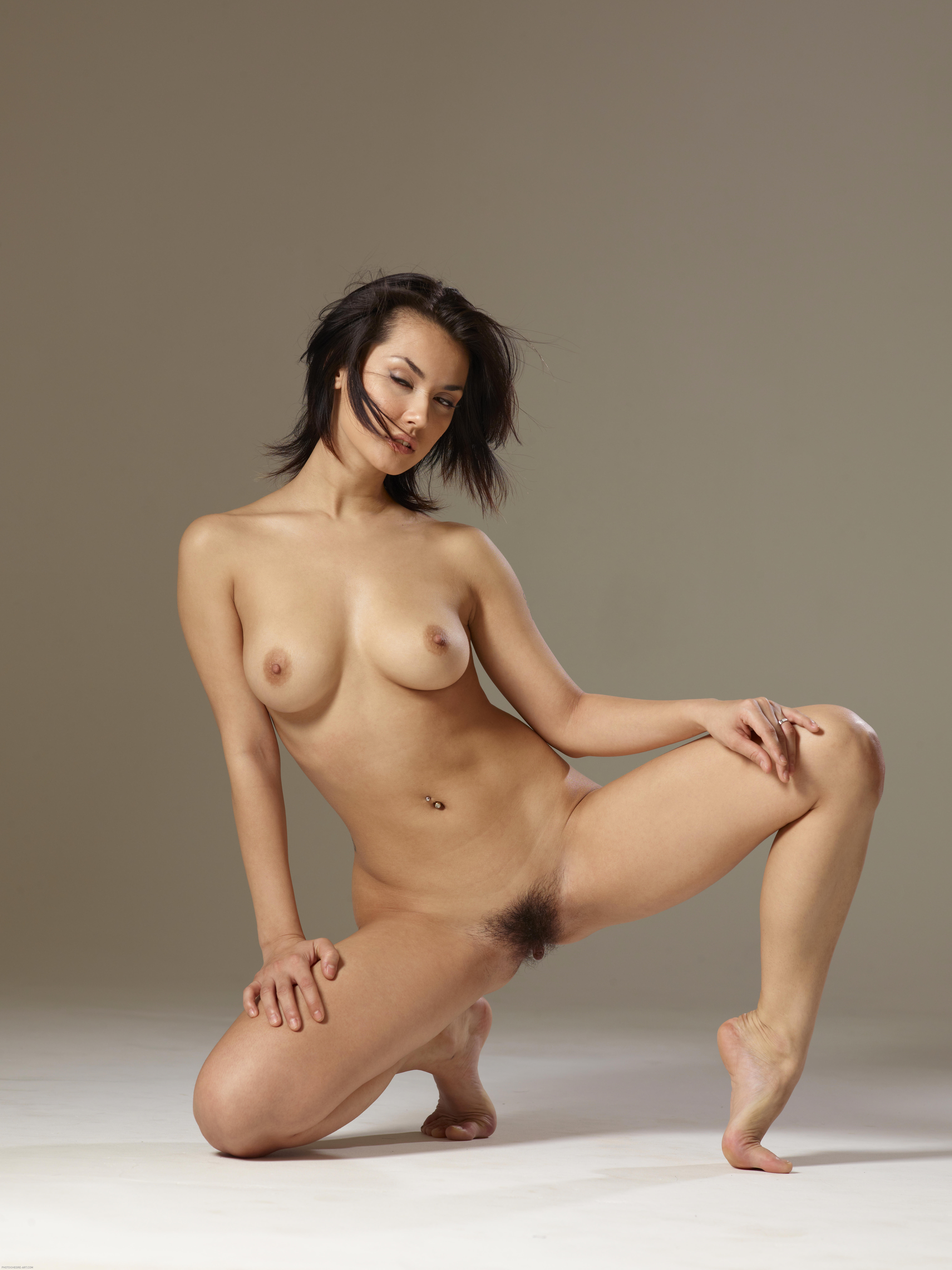 nude yoga uncensored