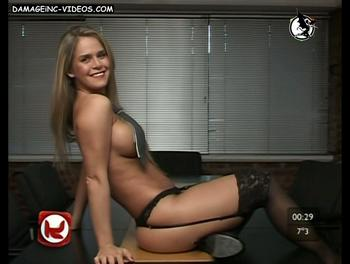 Paraguay Celebrity Gabriela Wolscham damageinc-videos